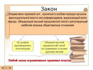Нормативно правовым актом органов законодательной власти является. Понятие и виды нормативных правовых актов