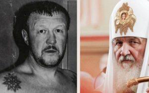 Самый легендарный вор в законе. Япончик и Патриарх Кирилл - один человек