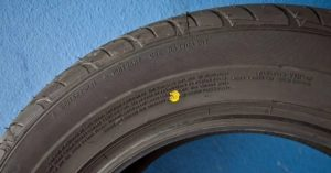 Что обозначают красные и желтые точки на шинах. Цветные точки на шинах