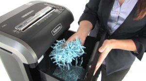Какой купить шредер для офиса. Как выбрать шредеры