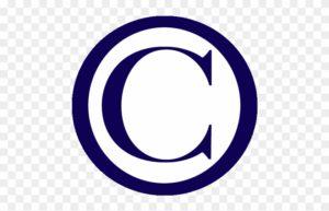 A в кружочке. Что означает знак буква С в круге — ©? Что означает знак буква С в круге - ©