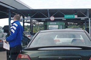 Необходимые документы для пересечения границы финляндии на автомобиле. В Финляндию на автомобиле