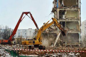 Договор на демонтаж металлоконструкций. Договор на демонтаж здания