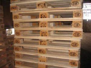 Фумигация тары и древесины. Фумигация деревяннй тары на экспорт