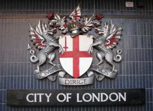 Флаг лондона и символика. Герб лондона