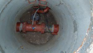 Как устроен пожарный гидрант. Устройство водопроводного колодца с пожарным гидрантом