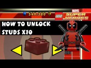 Лего марвел дэдпул коды. Читы на получение машин