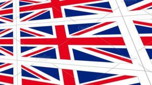 Британский флаг на красном фоне. Что означает флаг великобритании