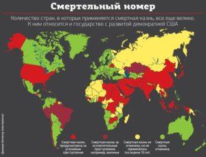 В каких странах смертная казнь. Закон для всех един: есть ли смертная казнь в Южной Корее