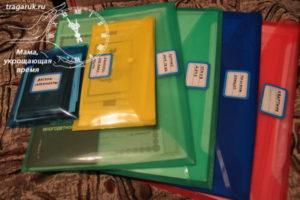 Где и как хранить документы дома. Как правильно хранить документы